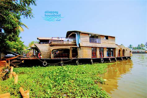 3 bedroom deluxe houseboat with upperdeck alleppey - Upper Deck Houseboat