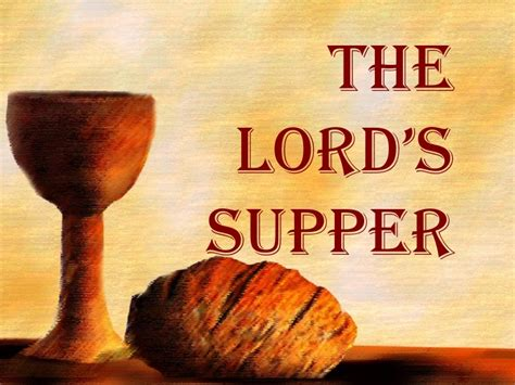 understanding the lords supper the cup and the bread september 15 2014 west pelzer baptist church