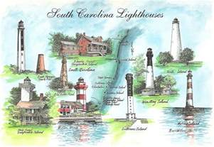 i south carolina lighthouses south carolina