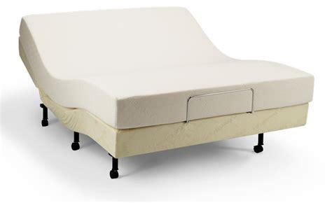 tempur pedic adjustable beds tempur pedic advanced ergo adjustable base style