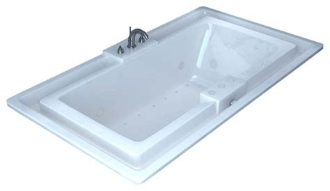 endless bathtub venzi grand tour celio 46 x 78 endless flow air