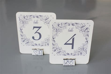 20 diy wedding table number ideas to obsess