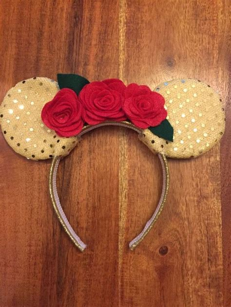 Handmade Mickey Mouse Ears - 1060 best images about the magical place on