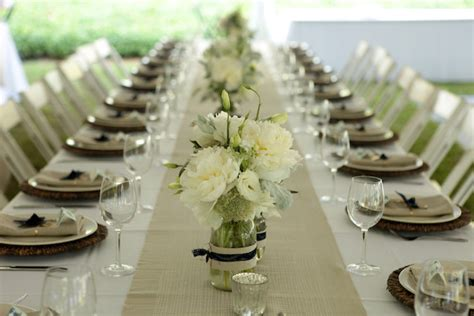 Wedding Diy Table Decorations by Diy White Wedding Centerpieces Once Wed