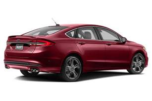 Ford Fusion New 2017 Ford Fusion Price Photos Reviews Safety