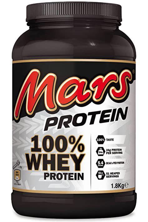 protein 8 kg mars proteinpulver 1 8kg