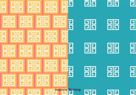 greek key pattern greek key pattern download free vector art stock