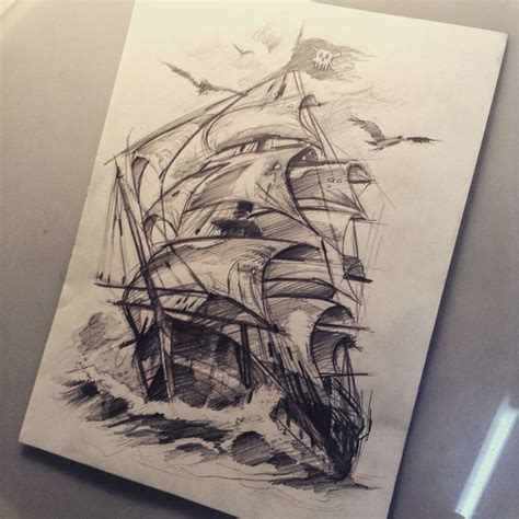 barco pirata uso m 225 s de 25 ideas incre 237 bles sobre tatuajes barco pirata en
