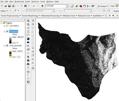 arcgis qt tutorial tutorial de 225 lgebra de mapas en arcgis agua y sig