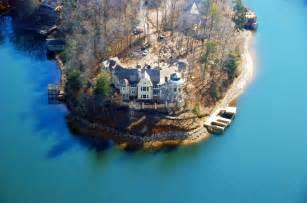 pics for gt nick saban house lake burton