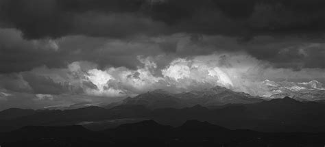 clouds storm mountains  photo  pixabay