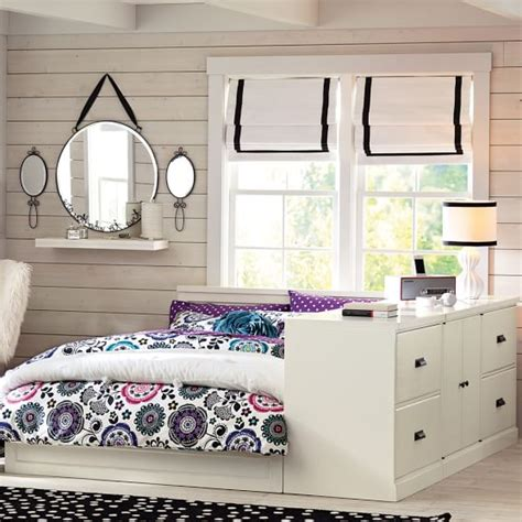 Bed And Dresser Set paramount bed dresser set pbteen