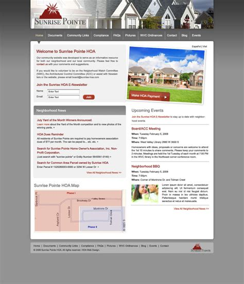 web design templates free php home tour benefits pricing features contact
