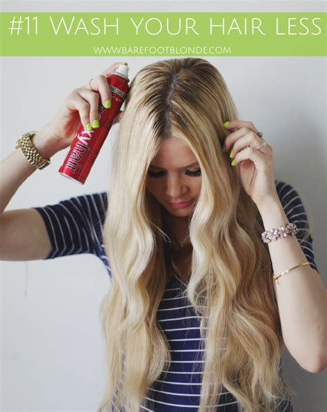 can i wash my hair after coloring it 13 ways to make your hair grow barefoot bloglovin