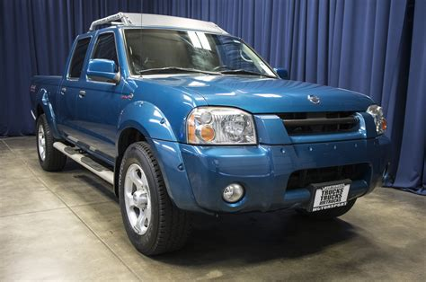 Nissan Frontier Supercharged by Used 2004 Nissan Frontier Supercharged 4x4 Truck For Sale