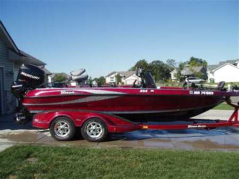 used triton walleye boats for sale lucas h lorenz s triton boat for sale on walleyes inc