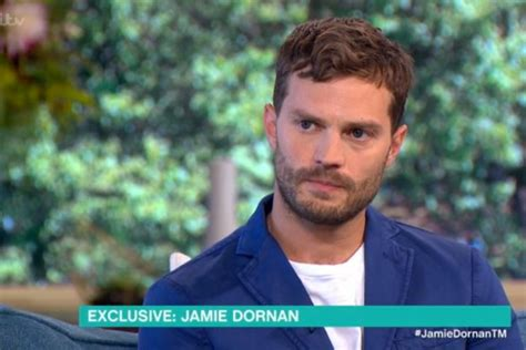 jamie dornan real voice fifty shades star jamie dornan is unrecognisable after
