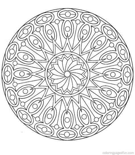 Free Coloring Pages Mandala free mandala coloring pages for adults az coloring pages
