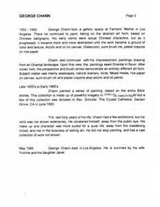 chann george selected document artasiamerica a