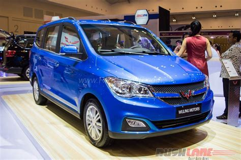 Wuling Indonesia Wuling Motors Forays Into Indonesia With Local Plant