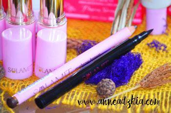 Lipstik Sulamit advertorial muslimah cantik dengan kosmetik sulamit yang