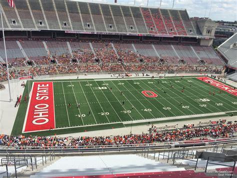 section 11d ohio stadium 11d bx rateyourseats com
