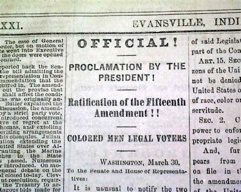 15th amendment section 2 ratification of an amendment bing images