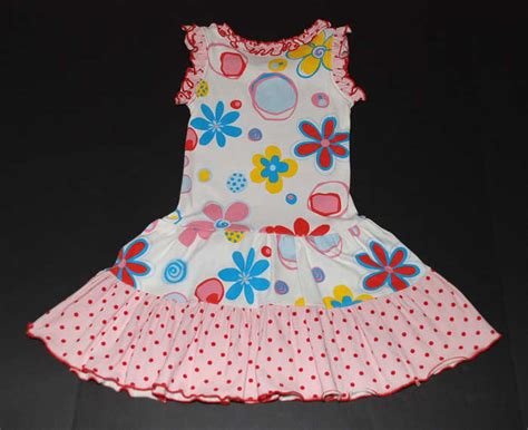 upcycle boutique new custom boutique hello dress ruffled tank floral