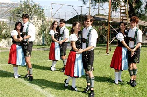 Grupo De Argentina Alemanes En Argentina Grupo De Danzas Per 218