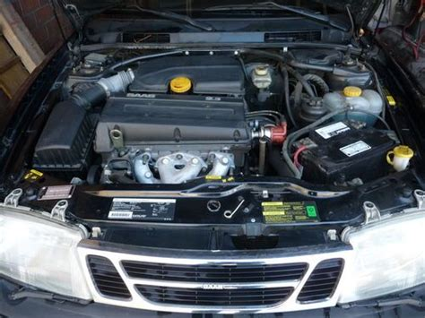 airbag deployment 1997 saab 900 engine control buy used 1997 saab 900 s convertible in culver city california united states for us 4 900 00