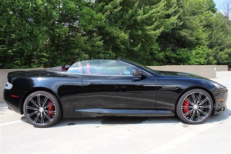 2014 aston martin db9 volante 2014 aston martin db9 volante stock 4nb15042 for sale