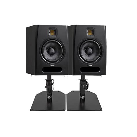 Studio Monitor Desk Stands Ideas Greenvirals Style Studio Monitor Desk