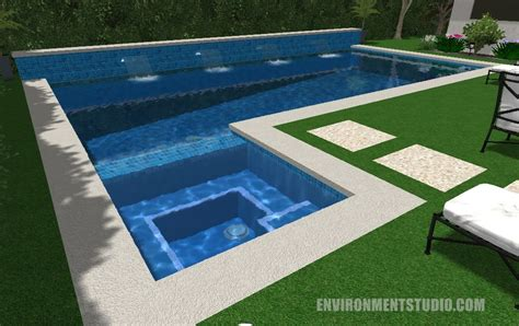 pool and spa design layouts best layout room