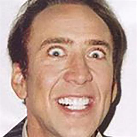 Nicolas Cage Meme Face - the gallery for gt nicolas cage face cut out