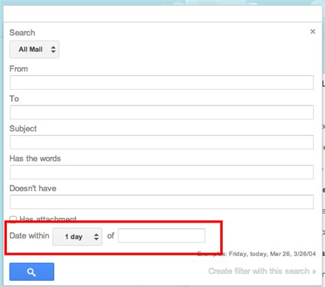 Gmail Search Emails By Date How Can I Search For Gmail Messages On A Particular Date