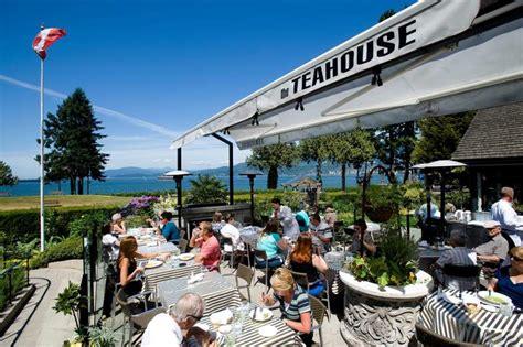 Tea House Vancouver restaurants in stanley park vancouver bc