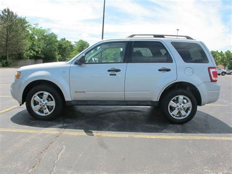 2008 Ford Escape Xlt by Find Used 2008 Ford Escape Xlt Sport Utility 4 Door 3 0l