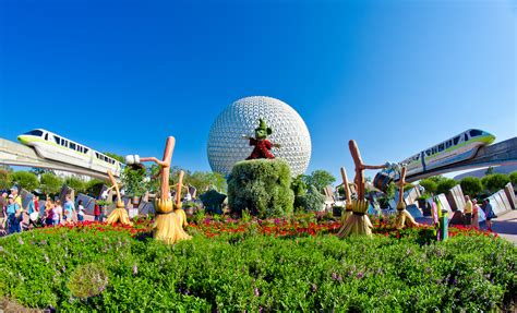 disney s epcot in april adam bailey 505