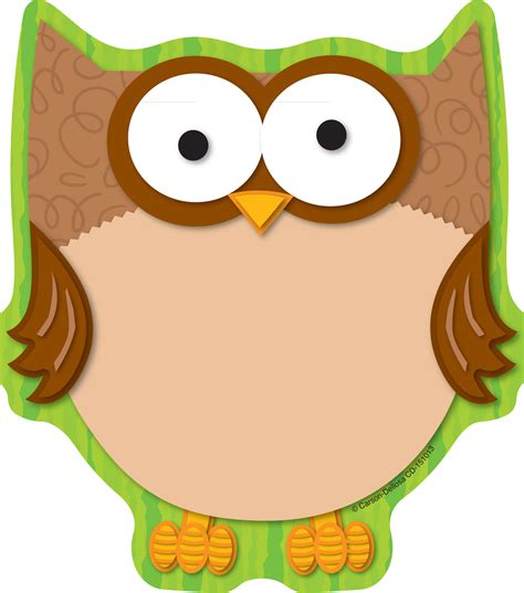 owl theme carson dellosa owl notepads jo ann