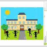 Schoolyard Clipart   Clipart Panda - Free Clipart Images