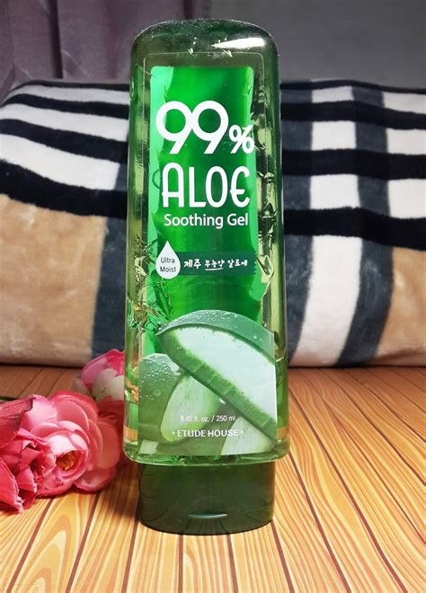 Aloe Vera Gel Etude review etude house 99 aloe soothing gel 250ml trend
