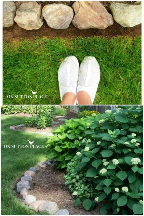 17 diy garden edging ideas that bring style and to