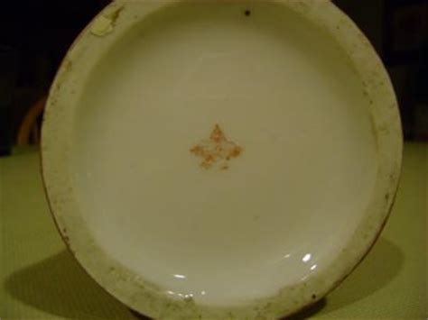 Austrian Vases Markings by Royal Vienna Porcelain Vase Wing Pottery In Brown