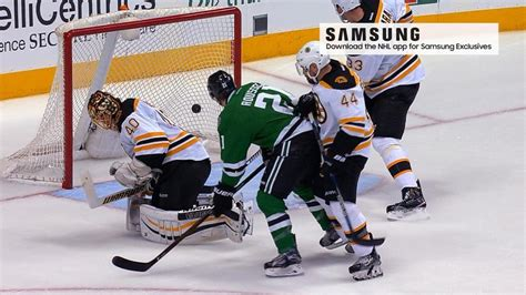 nhl situation room review bos dal 15 44 of the period nhl