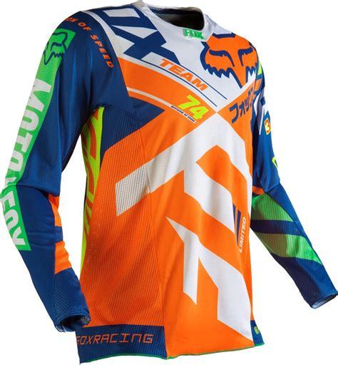 cheap fox motocross gear 59 95 fox racing mens 360 divizion jersey 235455
