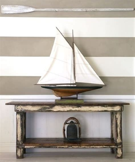 coastal home decor decorative sailboats coastal