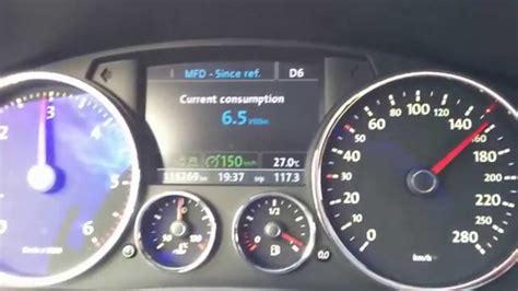 Audi A6 3 0 Tdi Fuel Consumption by 2008 Vw Touareg 3 0 Tdi Highway Fuel Consumption Test Doovi
