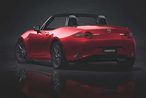 Mazda Canada Inc Mazda Unveils All New Mazda Mx 5