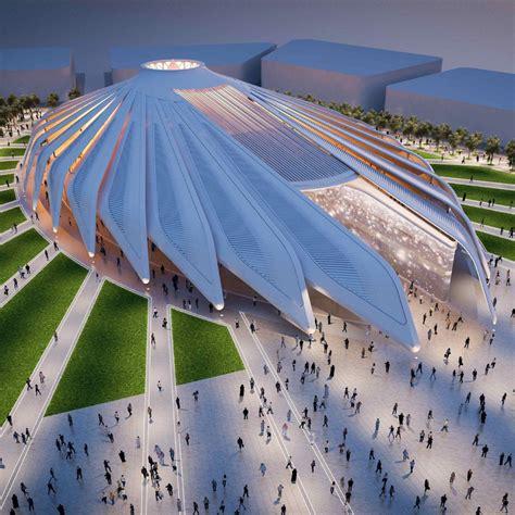 design center uae santiago calatrava selected to design uae pavilion for