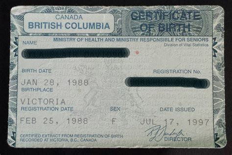 Bc Certificate Records Some Canadians Are Fighting To Gender Removed From Birth Certificates Gnews Lgbtq